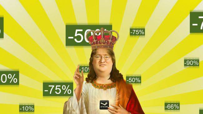 The Steam Lunar New Year Sale is returning in early February