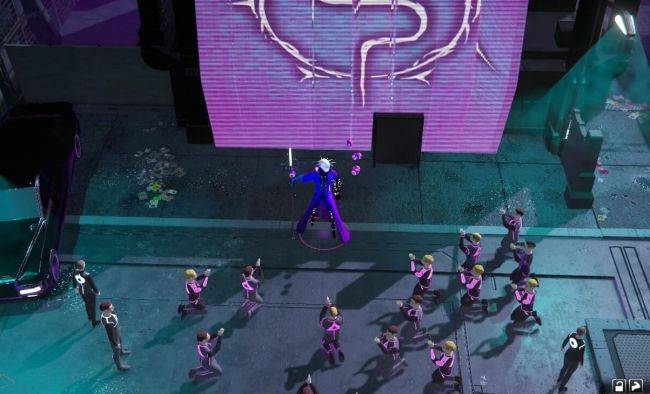Cyberpunk RTS Re-Legion gets a release date, and it's next week