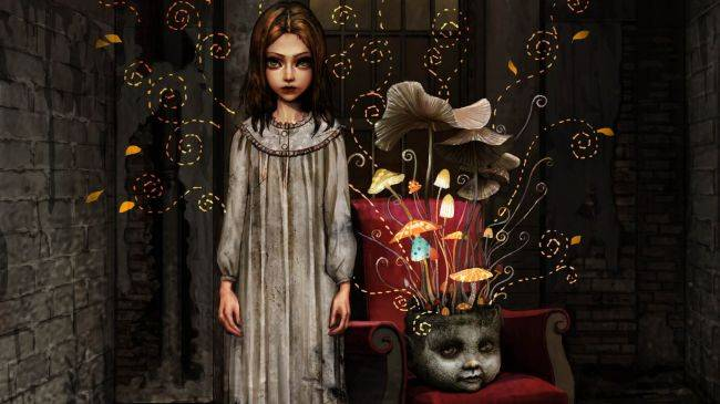 American McGee is working on 'design, art, and story' for a new Alice game