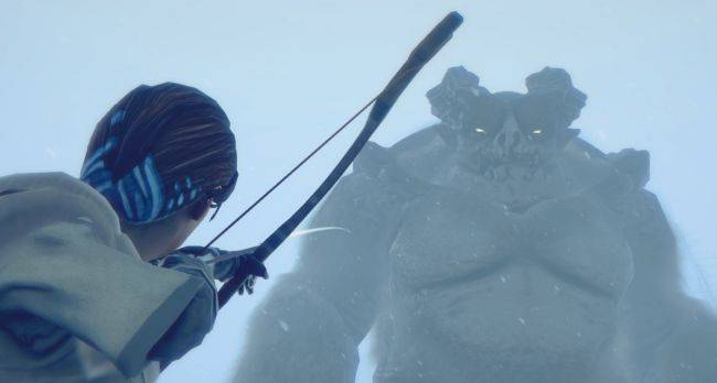 Climb giant bosses in Praey for the Gods, coming to Steam Early Access tomorrow
