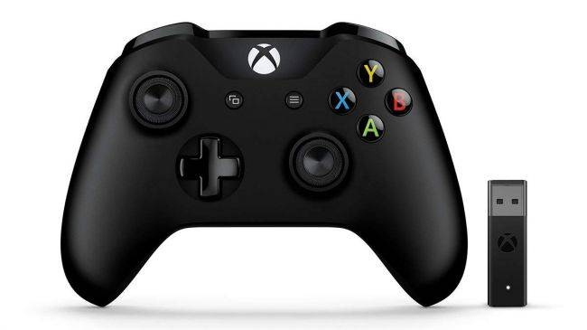 Microsoft's official wireless Xbox One controller for Windows 10 (with wireless adapter) is $30 off