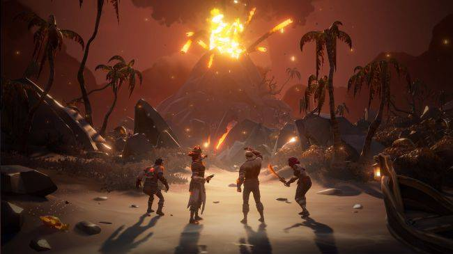 Sea of Thieves cross-play will become optional ahead of the PvP update