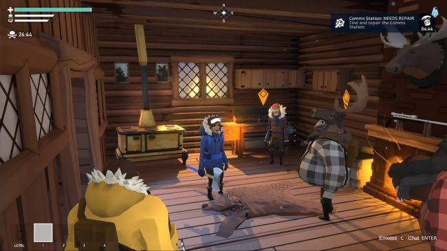 Betray your friends in the Project Winter open beta this weekend
