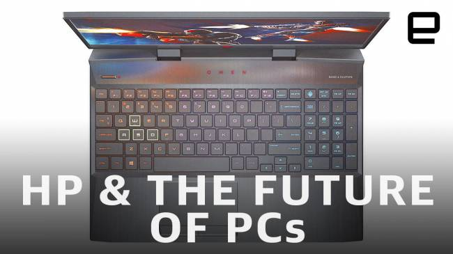 What's next for HP's PCs?