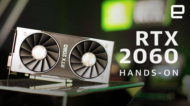 NVIDIA RTX 2060 hands-on: Ray-tracing on a budget