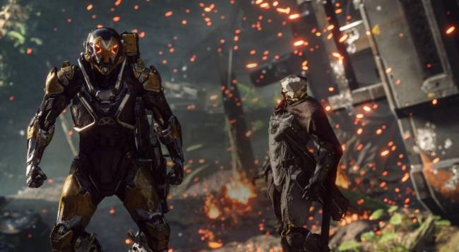 Anthem Will Support Matchmaking For Every Activity