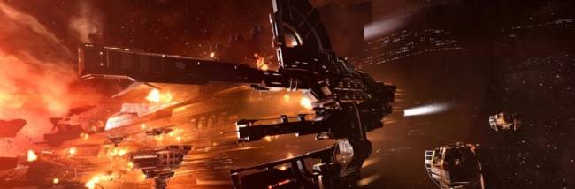 EVE Online's first release of the year is really smashing rocks