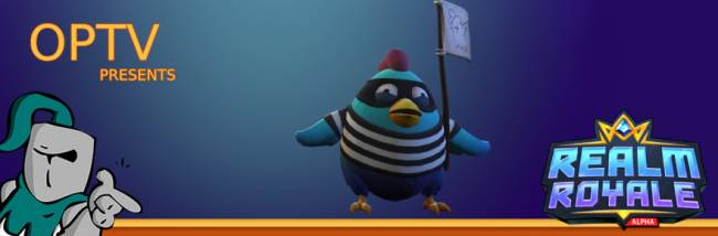 The Stream Team: Win a chicken change in Realm Royale