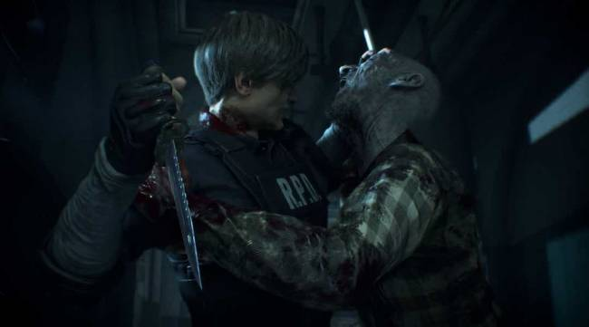 Resident Evil 2 Demo: How to Change It to PS1 Graphics