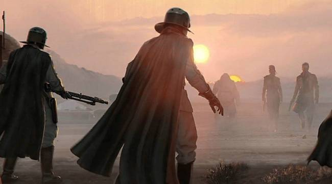 Open-World Star Wars Game Cancelled By EA
