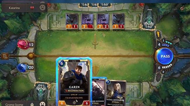 Legends of Runeterra champions guide – cards stats and abilities