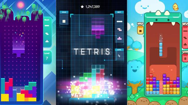 Bare-bones Tetris mobile game arrives to replace EA's departing ones