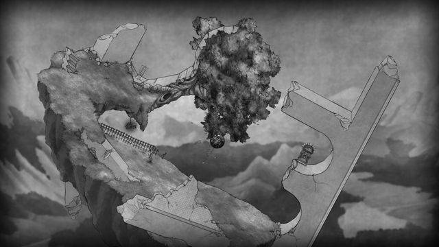 M.C. Escher-inspired puzzle game The Bridge is free at the Epic Games Store