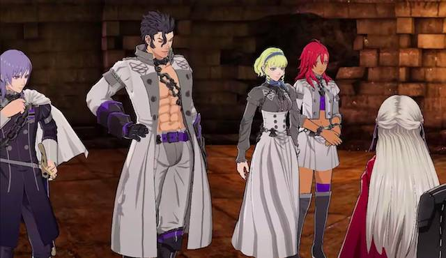 Cindered Shadows DLC Coming to Fire Emblem: Three Houses Next Month
