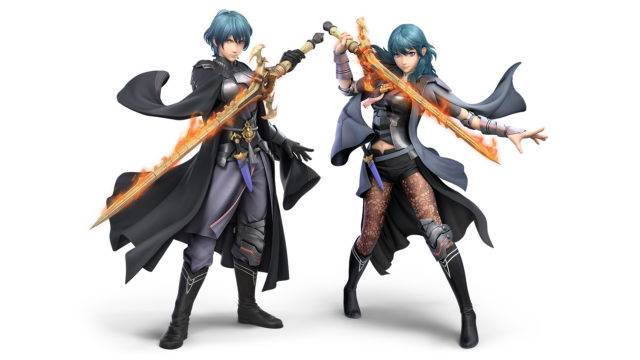Byleth is the Fifth DLC Fighter in Super Smash Bros. Ultimate