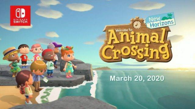 Animal Crossing: New Horizons Preorder Bonus Revealed