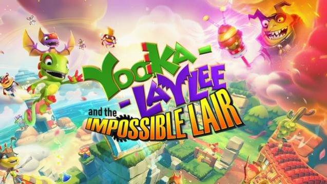 Yooka-Laylee and the Impossible Lair Demo Announced