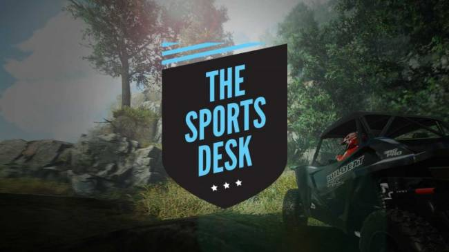 The Sports Desk –Overpass Rides A Rough & Tough Road