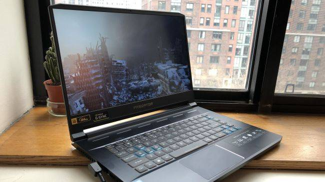 This Acer Predator laptop with an RTX 2060 is down to $1,400 right now