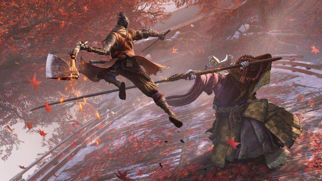 Sekiro: Shadows Die Twice is Steam's Game of the Year 2019
