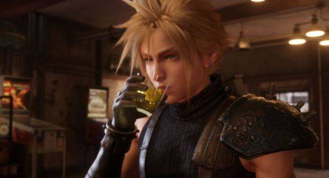 Final Fantasy 7 Remake's leaked PS4 demo allegedly contains PC code