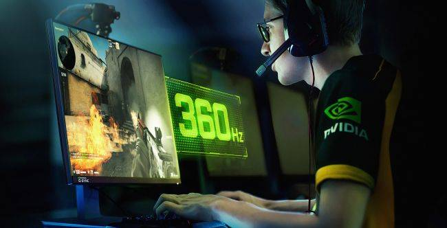 Asus and Nvidia announce the first 360Hz G-Sync monitor
