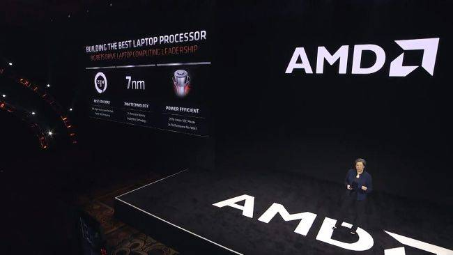AMD reveals a faster graphics card than the GTX 1660 Ti, plus new mobile processors