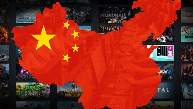 Chinese is now Steam's most popular language, according to its hardware survey