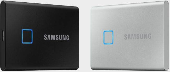 Our favorite portable SSD is getting a 2x speed boost and fingerprint sensor