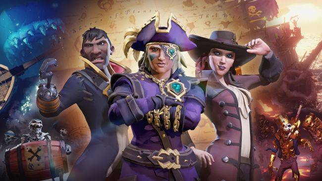 Next week's Sea of Thieves update is all about celebrating legendary players
