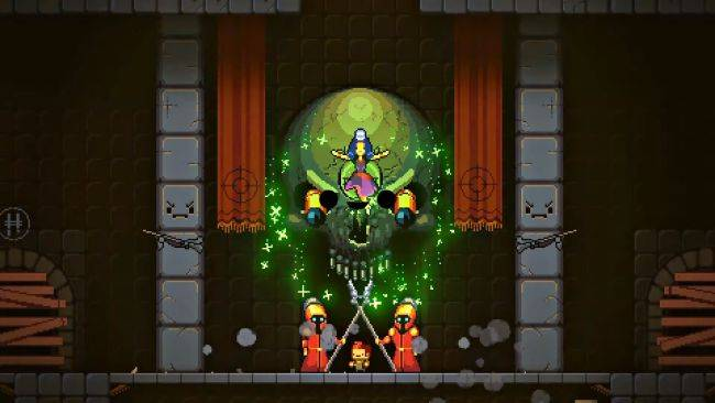 Exit the Gungeon will release for PC 'early this year'