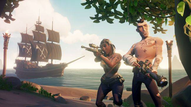 Sea of Thieves has turned 10 million people into pirates