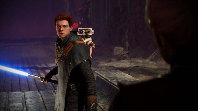 Lucasfilm wanted Star Wars Jedi: Fallen Order to be about bounty hunters and blasters