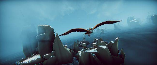 Fantasy air combat game The Falconeer is looking better and better in new teasers