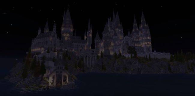 Modders build a full-fledged Harry Potter RPG inside Minecraft