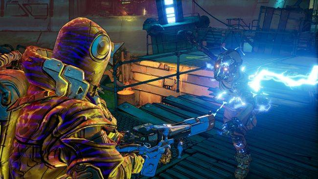 The Borderlands 3 Takedown at Maliwan Blacksite event has been moved back