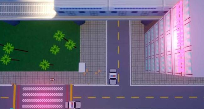 Cyberpunk 1997 is a PS1-style demake with old school GTA vibes