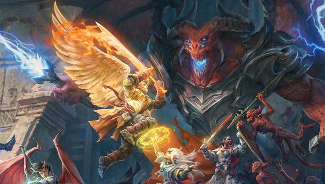 Pathfinder: Wrath of the Righteous Kickstarter launches early February