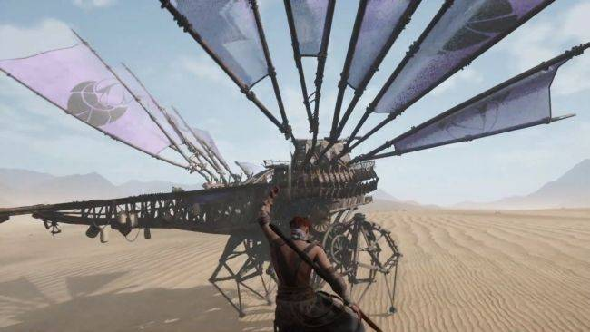 Last Oasis trailer shows off what you'll be doing in the ambitious MMO