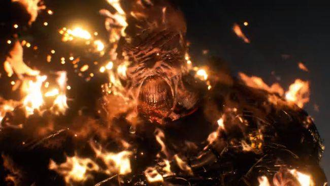Resident Evil 3 Remake trailer reintroduces the Nemesis and friends