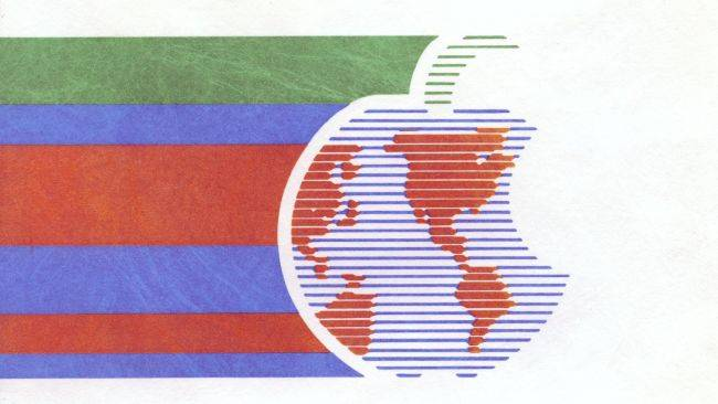 Take a look back at the retro stylings of these '80s floppy disk sleeves