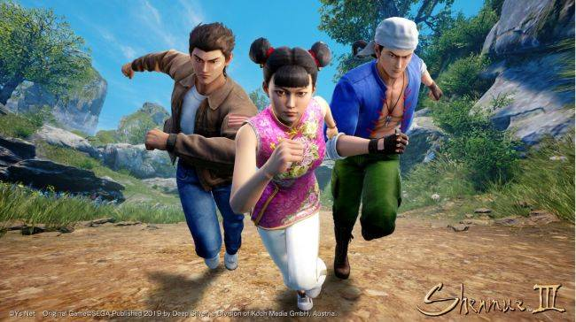 Shenmue 3's first DLC is called Battle Rally and it sounds, uh, interesting