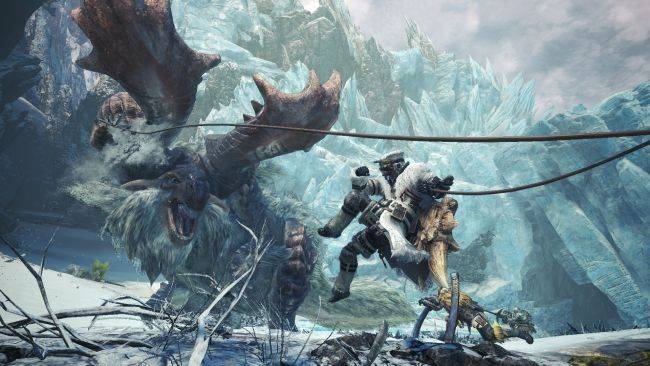 Monster Hunter World: Iceborne has hit 4 million sales thanks to the PC launch