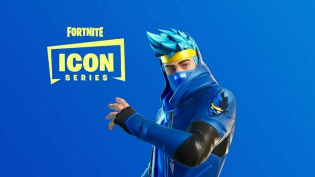 Ninja has an official Fortnite skin now