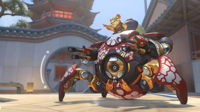 Try your hand at CTF Blitz in the Overwatch Lunar New Year event