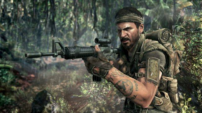 8 of the 10 best-selling games of the decade were Call of Duty