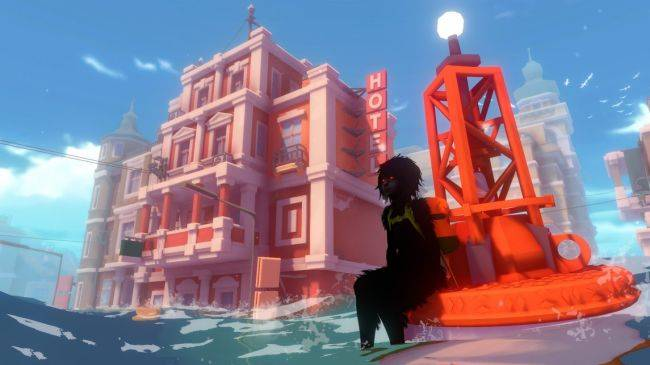 Sea of Solitude, Worms WMD and more join the Origin Access library