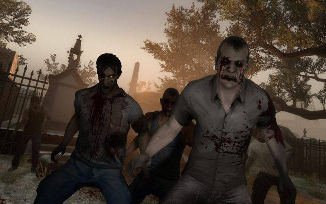 Valve is 'absolutely not' making Left 4 Dead 3, for VR or anything else