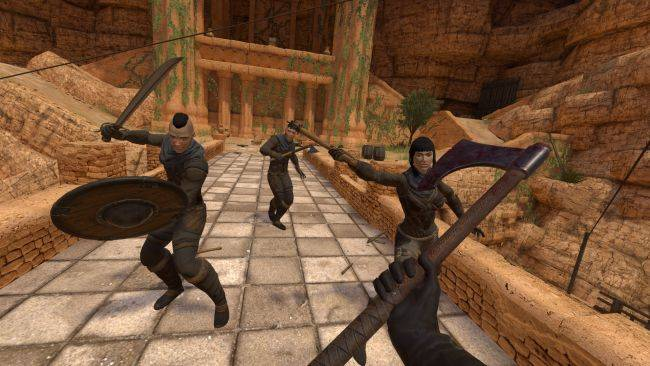 Here's a mod that adds 90 more weapons to melee VR game Blade and Sorcery