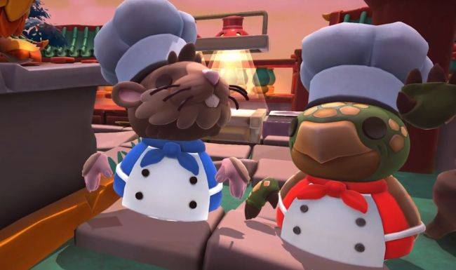 Overcooked 2 adds adorable rat and turtle chefs in a free update